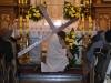 Droga krzyżowa przed peregrynacją Krzyża Papieskiego