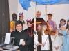 Jasełka i opłatek parafialny 2009