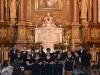 Koncert chóru w kościele