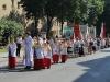 Parafialna Procesja Eucharystyczna do 4 ołtarzy 07.06.2015