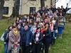Pielgrzymka maturzystów ZSE na Kalwarię Pacławską 19.11.2012