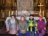 Poświęcenie i wręczenie przez rodziców dzieciom medalików 8.12.2013