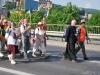 Pożegnanie pielgrzymów wędrujących na Jasną Górę 2009