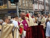 Procesja Bożego Ciała ulicami miasta Przemyśla 19.06.2014
