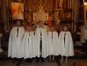 Przyjęcie nowych członków do Bractwa Szkaplerznego 3.05.2014