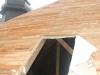 Remont dachu Świątyni