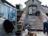Remont schodów 2009