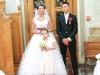 Sakrament małżeństwa Marka Fedio i Karoliny Wiech 08.06.2013