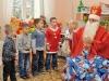 Święty Mikołaj w przedszkolu Mały Nazaret 6.12.2013