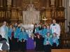 Uroczyste przyjęcie nowych dziewczynek do Dziewczęcej Służby Maryjnej (DSM) 8.12.2013