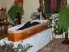 Uroczystość pogrzebowa S. Marii Teleśnickiej - Przeoryszy SS. Benedyktynek