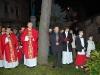 Wprowadzenie relikwii Bł. Ks. Jerzego Popiełuszko i odsłonięcie tablicy pamiątkowej - 19.10.2010